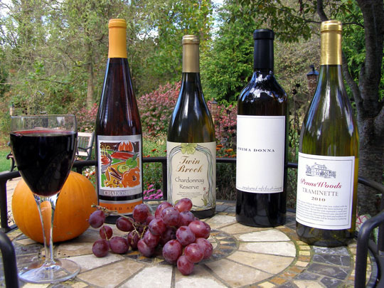 Living History Wineries Of The Brandywine Valley Chadds