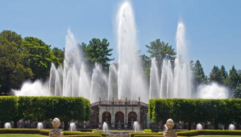 Longwood Gardens Announces Rehabilitation Of Main Fountain Garden