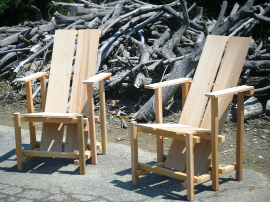 Wave Hill Chair Plans Free