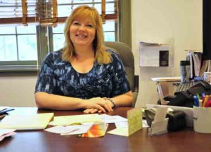Chadds Ford Township Manager Judy Lizza
