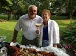 Larry Ferriola Jr. and Sharon Westwood