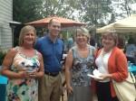 Lisa Dort, Anton J. Dell'Orefice, Denise Hay & Sue Williamson