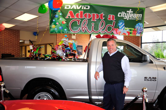 Charity Grows With Help From Local Auto Dealer Chadds Ford Live