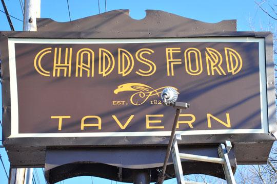 Tavern-sign