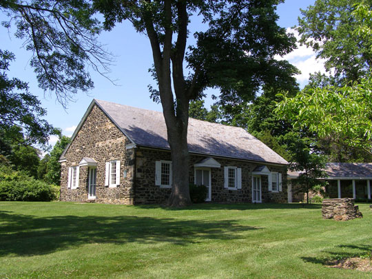 Living History Quaker Meetinghouses Of Chester County