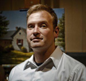Artist Randall Graham