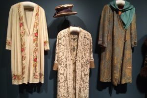 The Downton Abbey exhibit includes