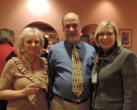 Ted Pace welcomes CFBA for holiday party