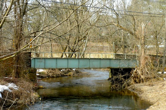 The Kennett Township Supervisors voted to make the endangered Chandler Mill Bridge the cornerstone of a historic district, using it primarily for pedestrian access.
