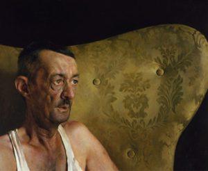 Portrait of Shorty, by Jamie Wyeth