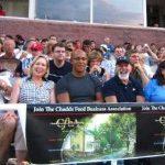 CFBA at Baseball Benefit