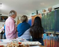 Visitors on the Chester County Studio Tour will get an inside look at the creative process.