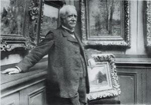 Photograph of Paul Durand-Ruel
