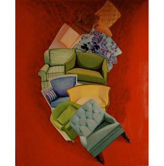 Musical Chairs by David Katz