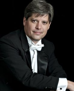 Michael Hall, Music Director Kennett Symphony of Chester County