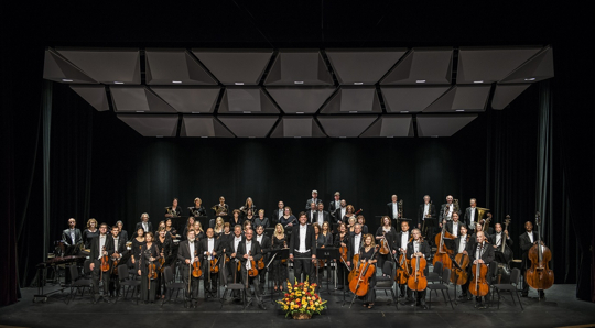 Full Orchestra of Kennett Symphony of Chester County
