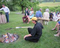 Startust fire pit for NLT fund raiser