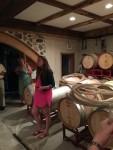 Winemaker Virginia Mitchell