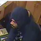 Police are hoping to identify this armed robbery suspect.