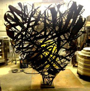 Steel Heart by Lele Galer