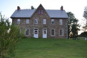 Pocopson Township's Barnard House continues to spark controversy.