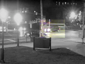 West Goshen Township Police are seeking the public's help to identify the driver of a minivan involved in a hit-and-run.