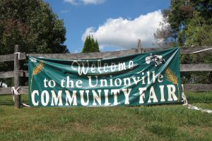 The Unionville Community Fair needs a president and treasurer to continue operating.