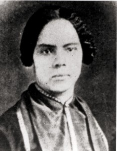 Mary Ann Shadd Cary Photo courtesy of the National Archives of Canada