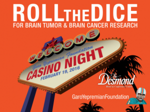 The public is urged to support the brain cancer fundraiser started by the late Garo Yepremian on Feb. 19.
