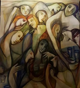 Refugees, by Helena Stockar