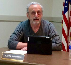 Kennett Borough Councilman Wayne Braffman details how one resident's complaint was addressed.