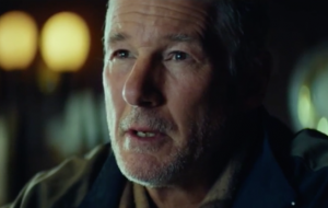 Richard Gere gives an evocative performance as a homeless man in 'Time out of Mind.'