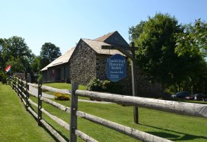 The Chadds Ford Historical Society will host its second Tavern Talks on May 12.