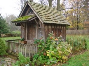 Showstoppers on the Kennett Public Library Home & Garden Tour will include a historic springhouse.