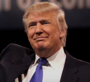 Donald Trump is due at West Chester University at 4 p.m on Monday, April 25, and traffic delays are expected in the area.