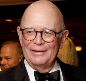 The Brandywine Conservancy & Museum of Art is mourning the passing of George A. 'Frolic' Weymouth, its co-founder.