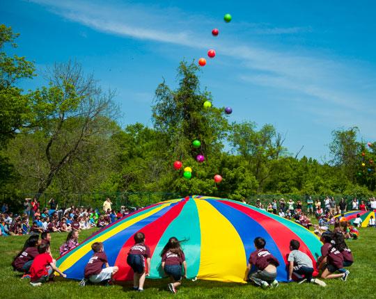 The Parachute Party