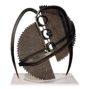 Sculpture by Stan Smokler, studio location Kennett Square  exhibits all sculpture artists