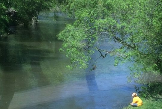 The Brandywine will likely beckon during the Memorial Day weekend; the Chester County Health Department urges area residents to keep safety in mind.