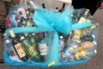 A lucky raffle winner will take home a wheelbarrow  full of wine and spirits from the Sixth Annual Twisted Vintner. Photos courtesy of the Concordville Chadds Ford Rotary Club