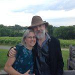 Rob Sigafoos and wife Susan
