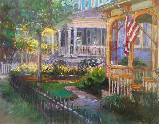 Cape May Victorians by Jessica Turgoose