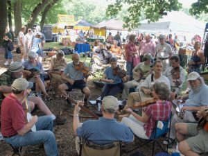 The 88th Annual Old Fiddlers' Picnic