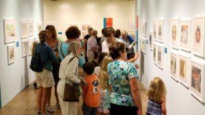 Explorer Family Workshops run each Thursday morning through Aug. 25