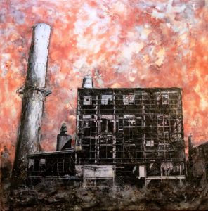 Mill by erica brown