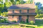 The Chadds Ford Historical Society's popular 'Tavern Talks' series is held at the Barns-Brinton House.