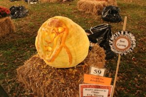 'Best Carving' honors went to Kalina
