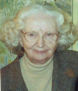 Lilian Eva Thompson