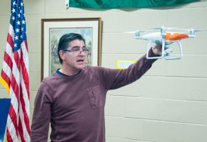 According to Michael Mogavero, president of GooseView Technologies, the power of a drone is not the drone itself, but the information it can obtain.