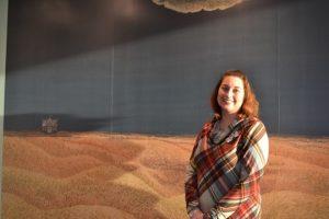 "Brandywine River Museum of Art Associate Curator Amanda C. Burdan will discuss landscape painting in the exhibition, ""Rural Modern: American Art Beyond the City"" on Wednesday, Nov. 16."